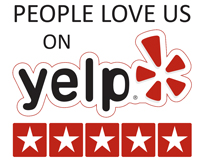 Read our great reviews on Yelp!